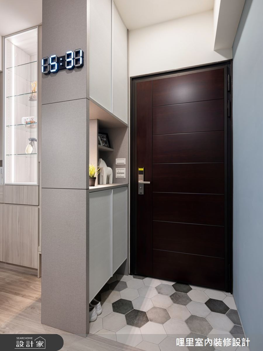 21坪新成屋(5年以下)_北歐風案例圖片_哩里室內裝修設計有限公司_哩里_11之1