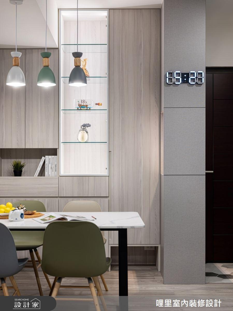 21坪新成屋(5年以下)_北歐風案例圖片_哩里室內裝修設計有限公司_哩里_11之3