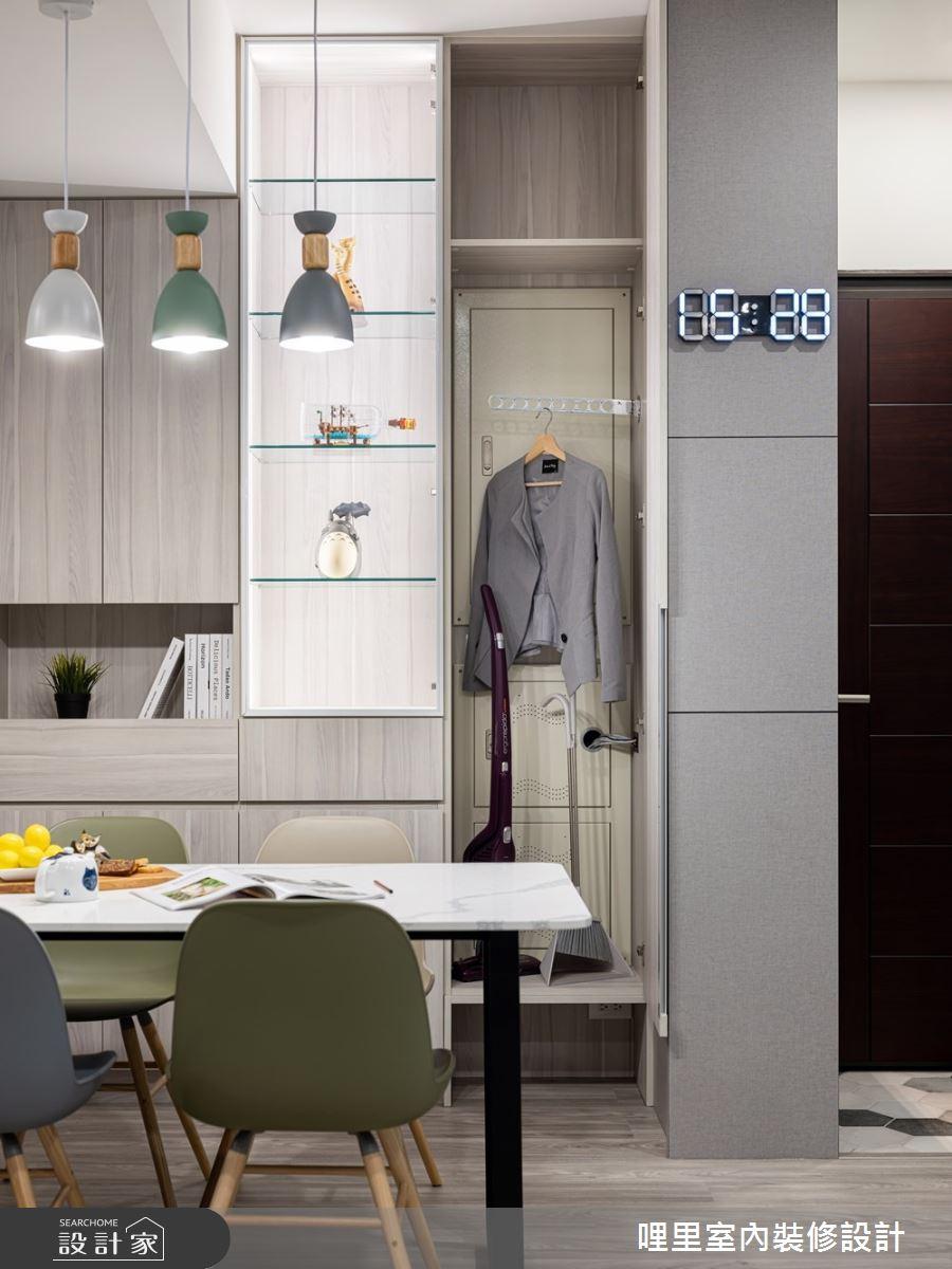 21坪新成屋(5年以下)_北歐風案例圖片_哩里室內裝修設計有限公司_哩里_11之4