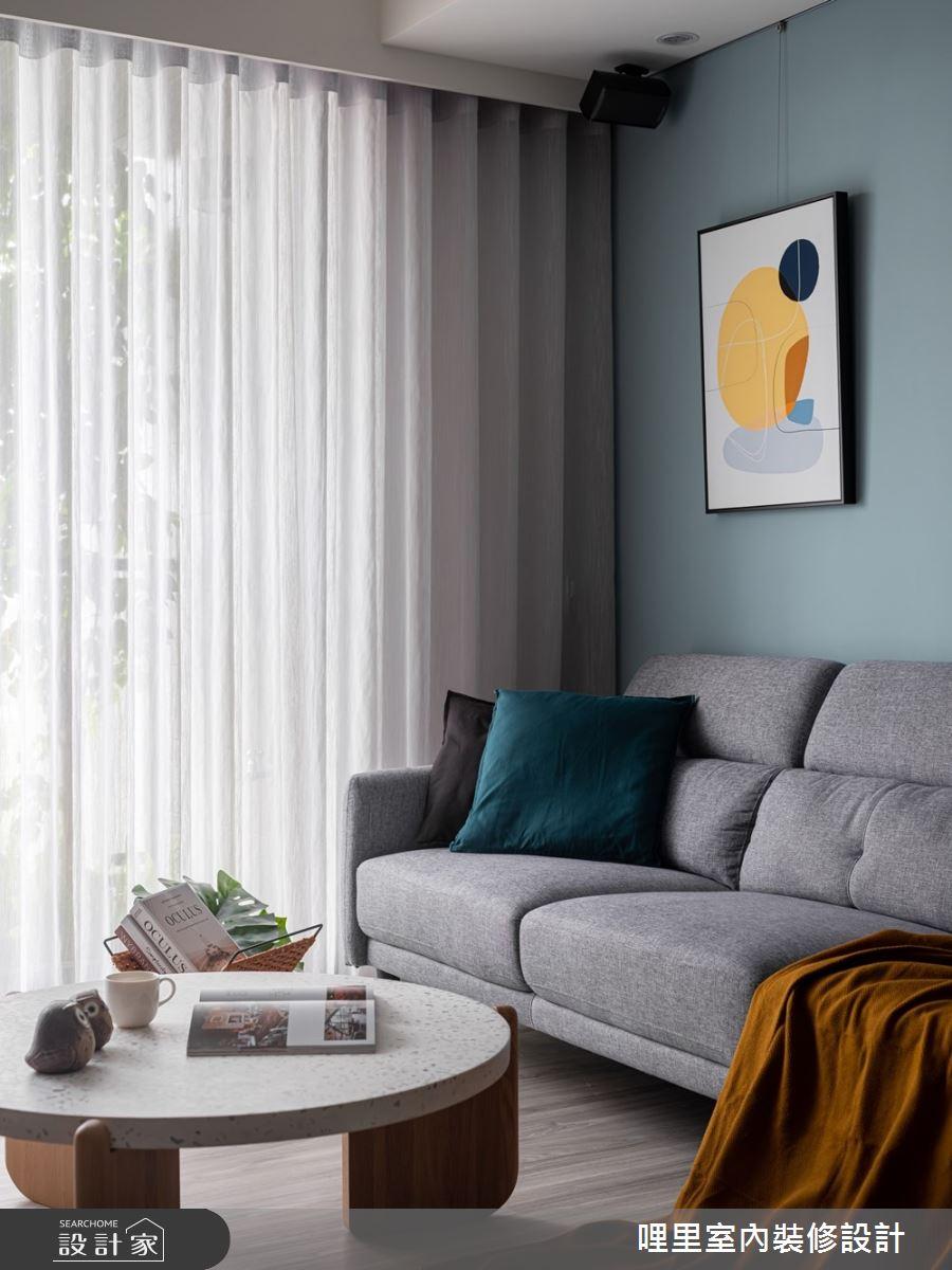 21坪新成屋(5年以下)_北歐風案例圖片_哩里室內裝修設計有限公司_哩里_11之9