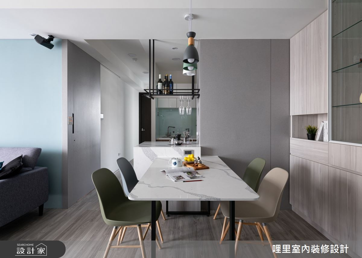 21坪新成屋(5年以下)_北歐風案例圖片_哩里室內裝修設計有限公司_哩里_11之12