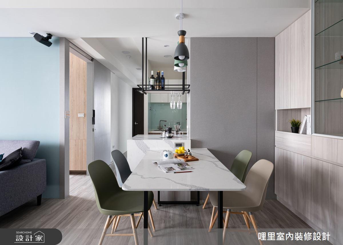 21坪新成屋(5年以下)_北歐風案例圖片_哩里室內裝修設計有限公司_哩里_11之13