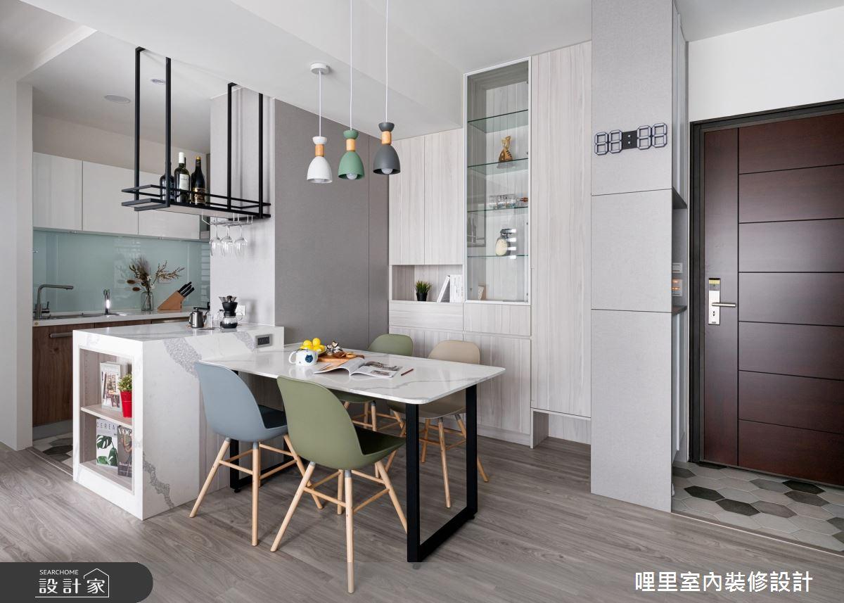 21坪新成屋(5年以下)_北歐風案例圖片_哩里室內裝修設計有限公司_哩里_11之15