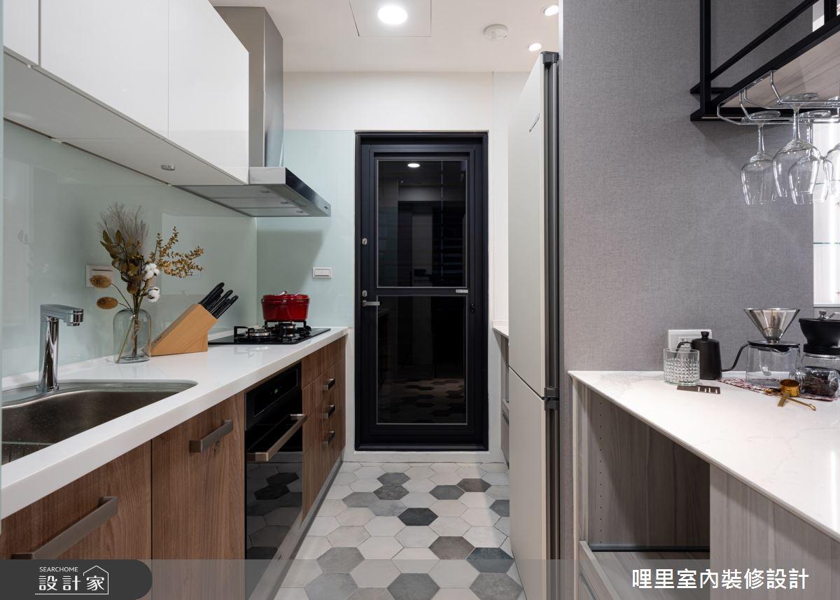 21坪新成屋(5年以下)_北歐風案例圖片_哩里室內裝修設計有限公司_哩里_11之17