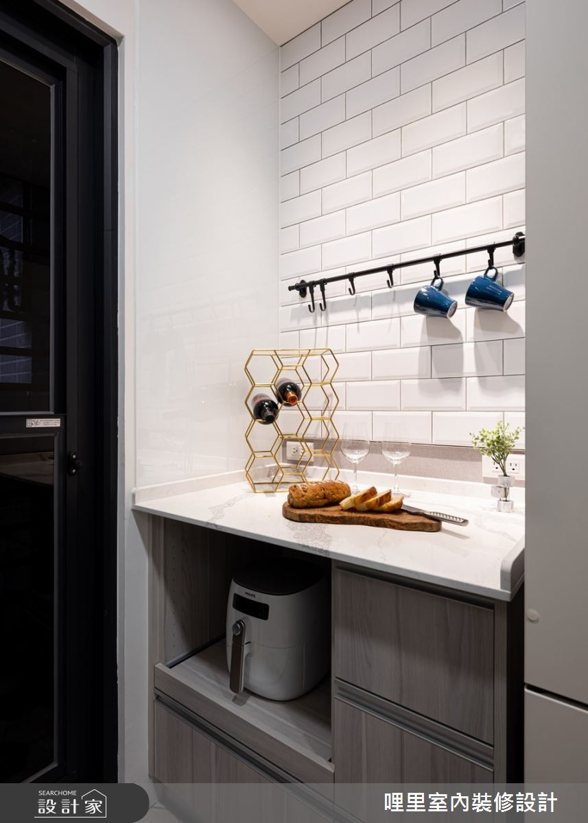 21坪新成屋(5年以下)_北歐風案例圖片_哩里室內裝修設計有限公司_哩里_11之18