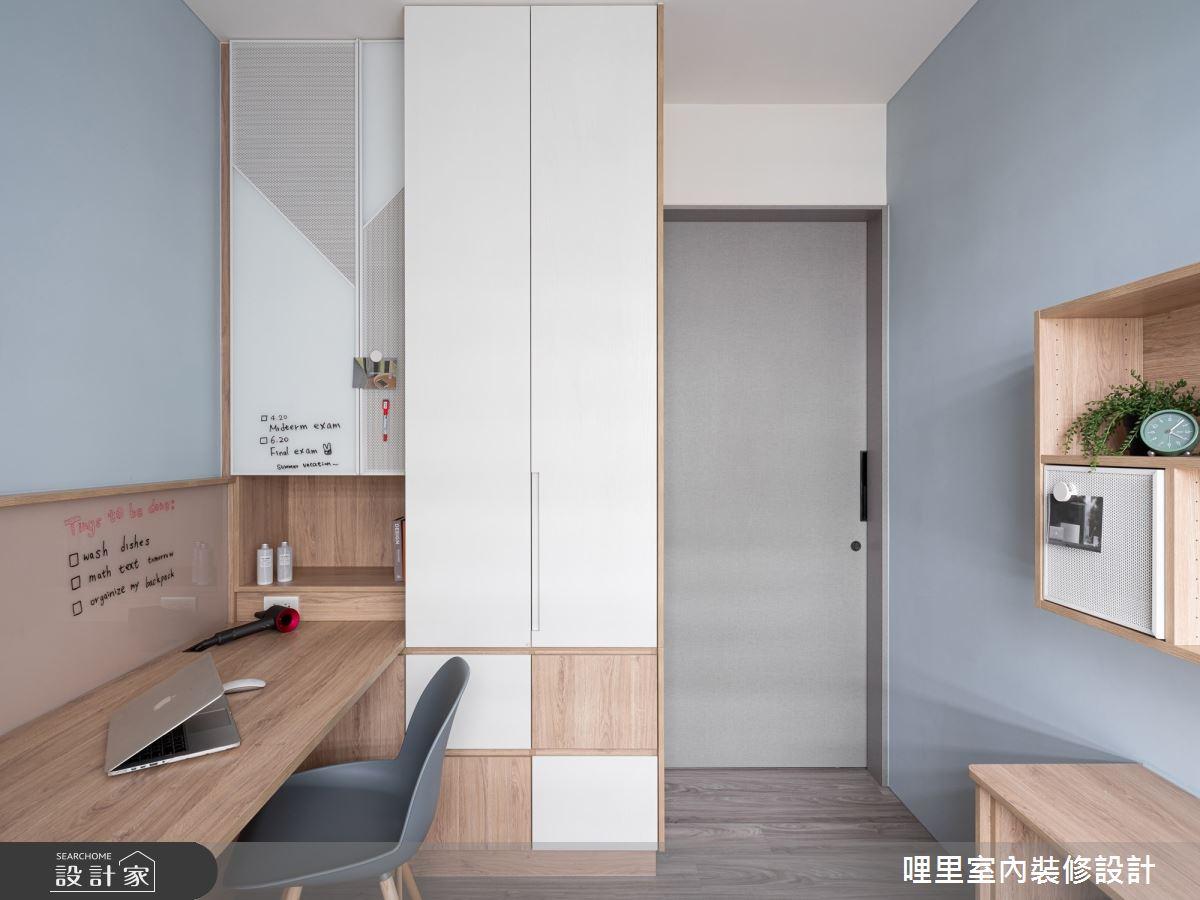 21坪新成屋(5年以下)_北歐風案例圖片_哩里室內裝修設計有限公司_哩里_11之28