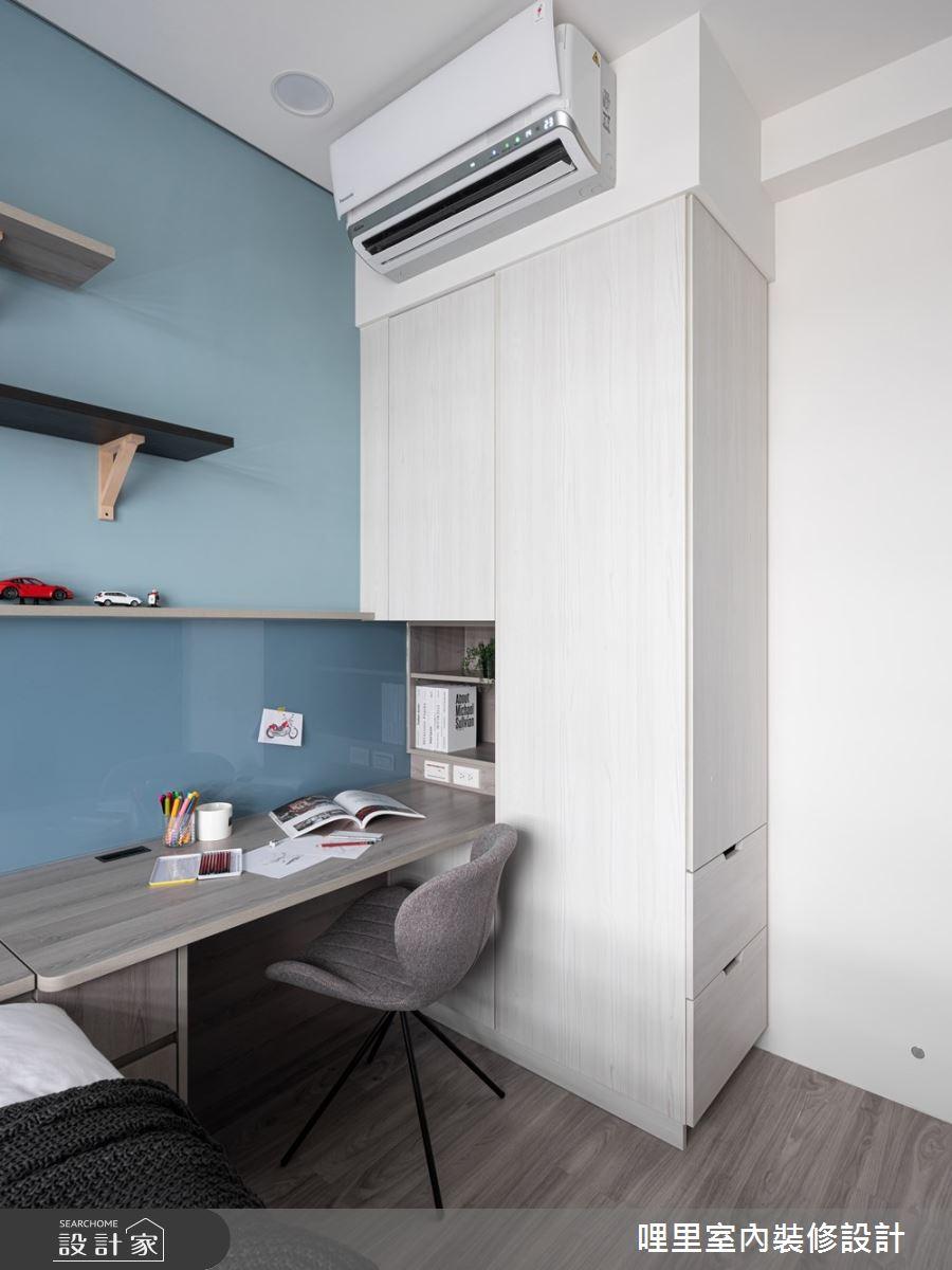 21坪新成屋(5年以下)_北歐風案例圖片_哩里室內裝修設計有限公司_哩里_11之32