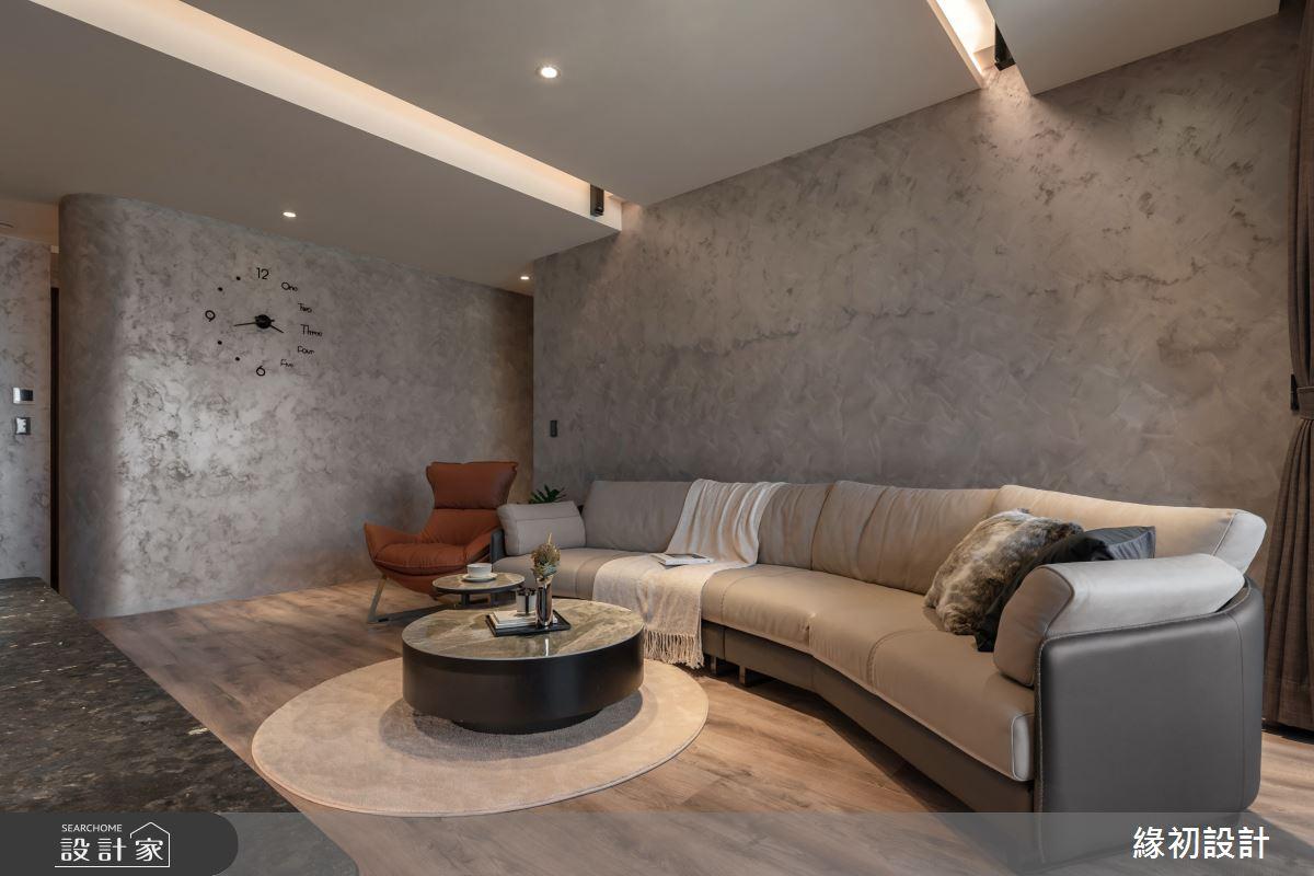 32坪新成屋(5年以下)_現代風案例圖片_緣初室內設計_緣初_09之4