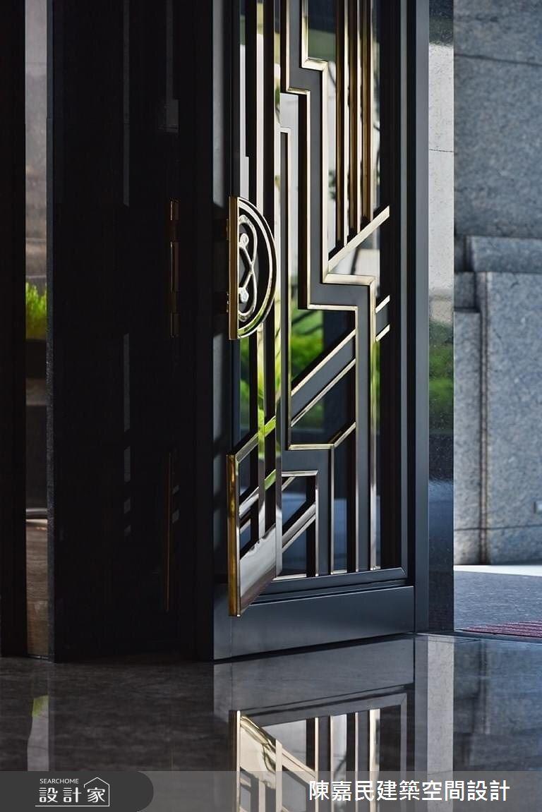 300坪預售屋_奢華風案例圖片_陳嘉民建築空間設計_陳嘉民_14之8