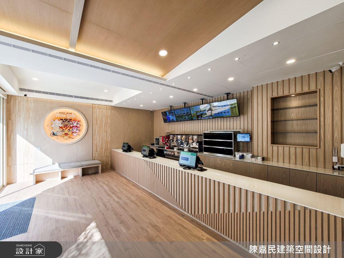 120坪新成屋(5年以下)_日式無印風商業空間案例圖片_陳嘉民建築空間設計_陳嘉民_17之4