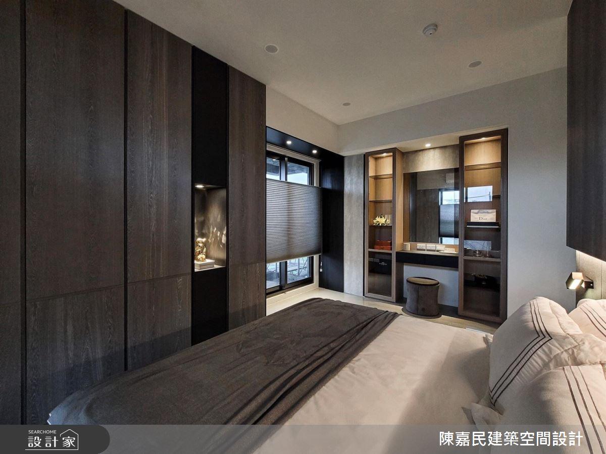 40坪預售屋_混搭風案例圖片_陳嘉民建築空間設計_陳嘉民_18之12