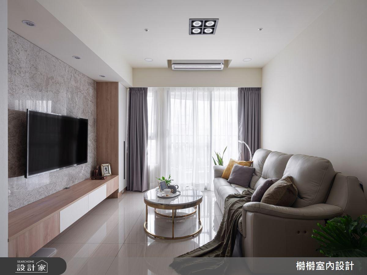 新成屋(5年以下)_混搭風客廳案例圖片_榯榯創作空間設計有限公司_榯榯_03之7