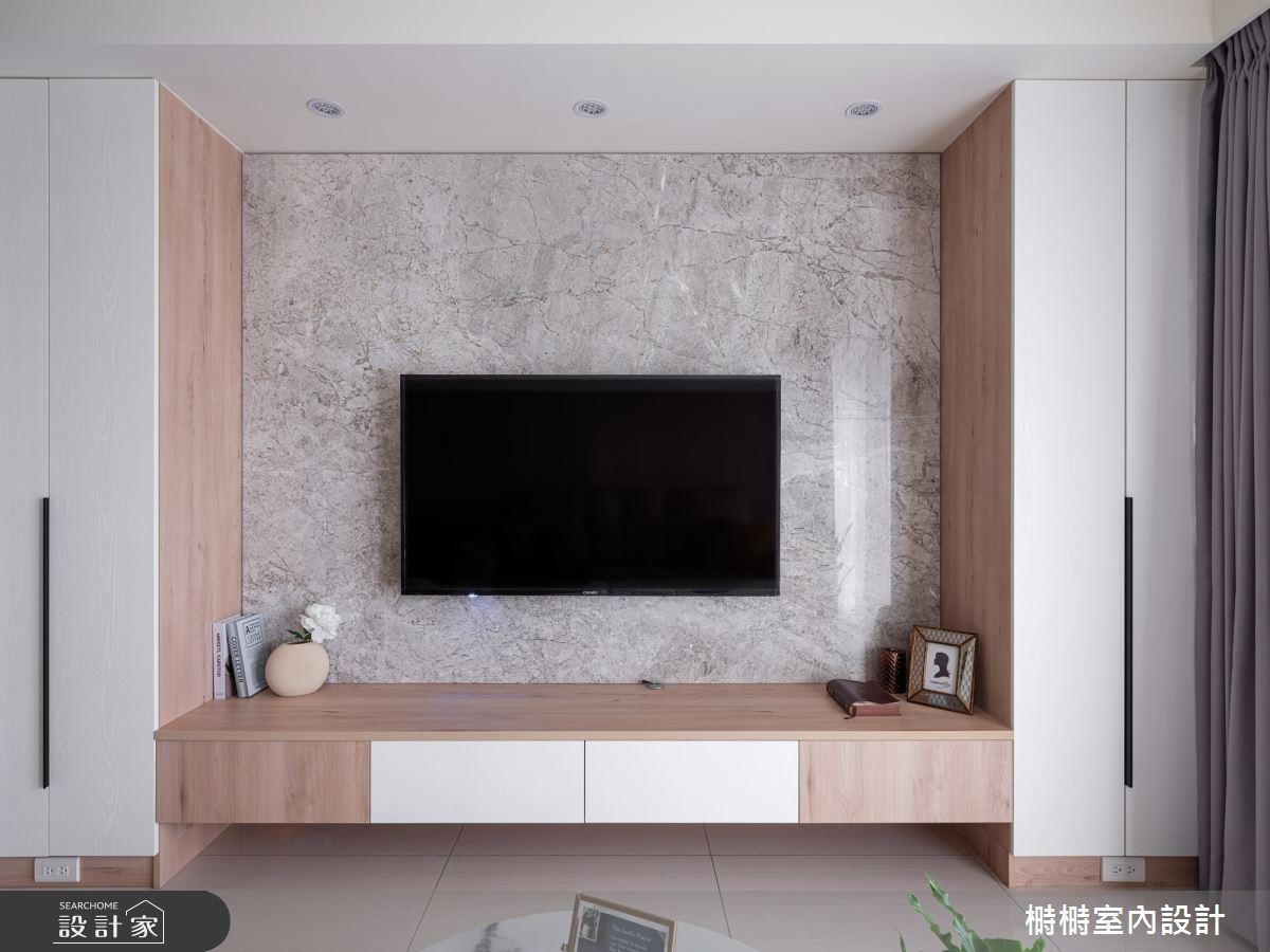 新成屋(5年以下)_混搭風客廳案例圖片_榯榯創作空間設計有限公司_榯榯_03之9