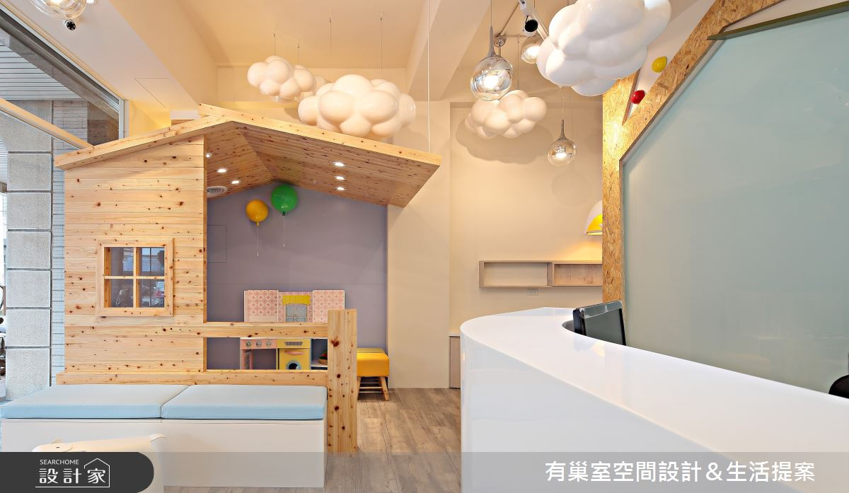 40坪中古屋(5~15年)_現代風商業空間案例圖片_有巢室空間設計_有巢室_02之2