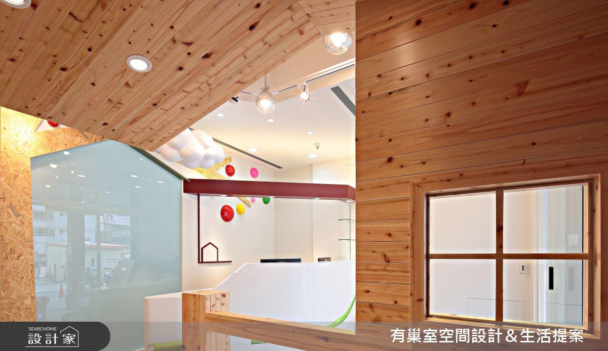 40坪中古屋(5~15年)_現代風商業空間案例圖片_有巢室空間設計_有巢室_02之3