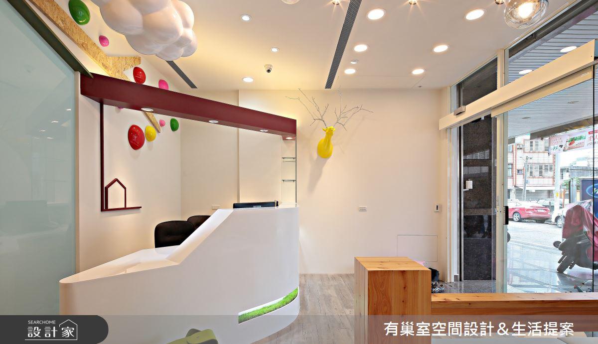40坪中古屋(5~15年)_現代風商業空間案例圖片_有巢室空間設計_有巢室_02之4