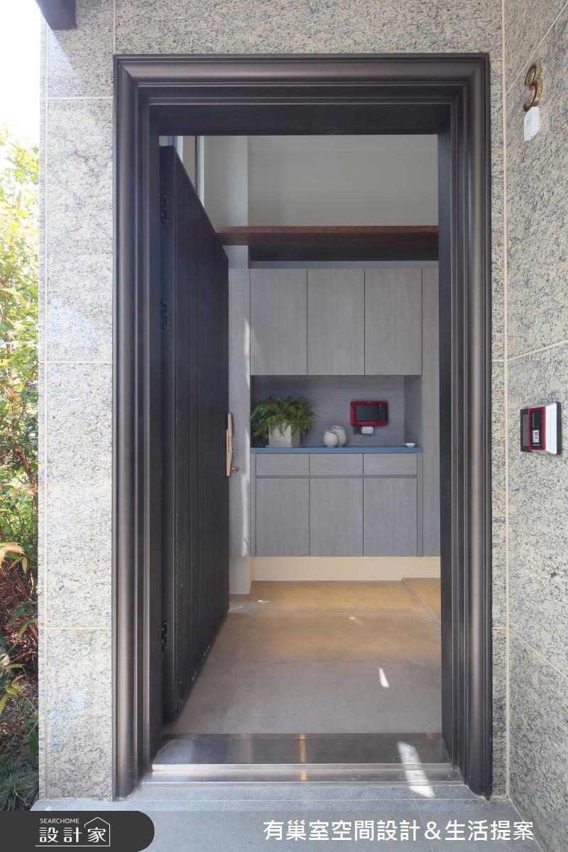 90坪新成屋(5年以下)_現代風案例圖片_有巢室空間設計_有巢室_04之3