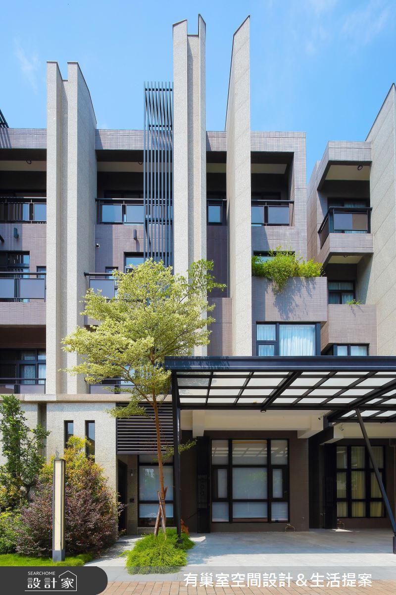 90坪新成屋(5年以下)_現代風案例圖片_有巢室空間設計_有巢室_04之2