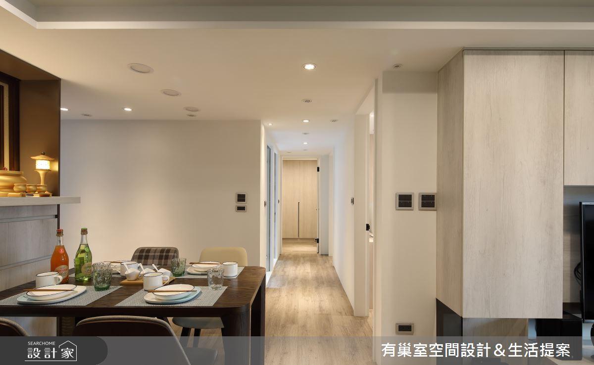 32坪老屋(16~30年)_簡約風餐廳案例圖片_有巢室空間設計_有巢室_07之5