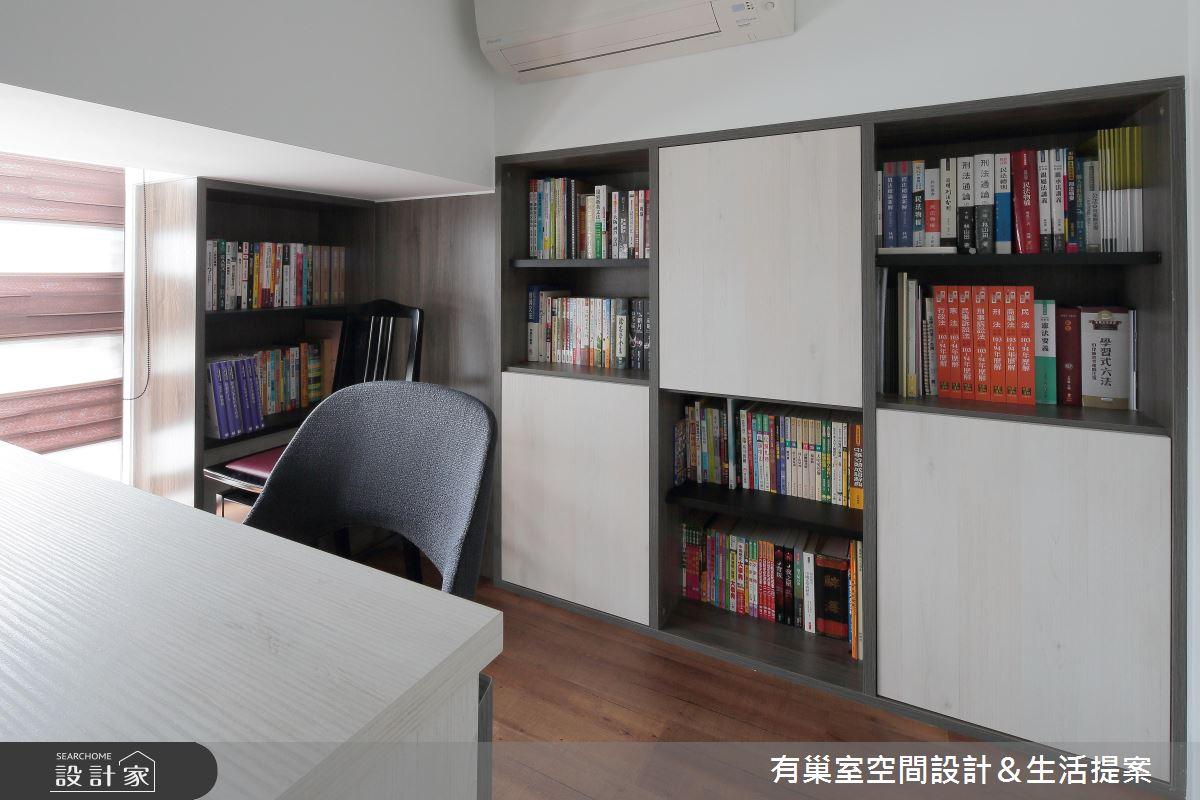 35坪老屋(16~30年)_現代風案例圖片_有巢室空間設計_有巢室_09之5
