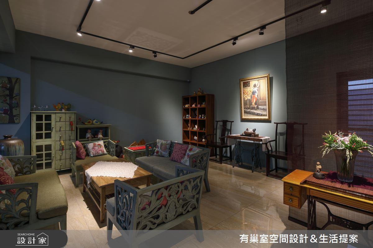 60坪老屋(16~30年)_簡約風案例圖片_有巢室空間設計_有巢室_10之2