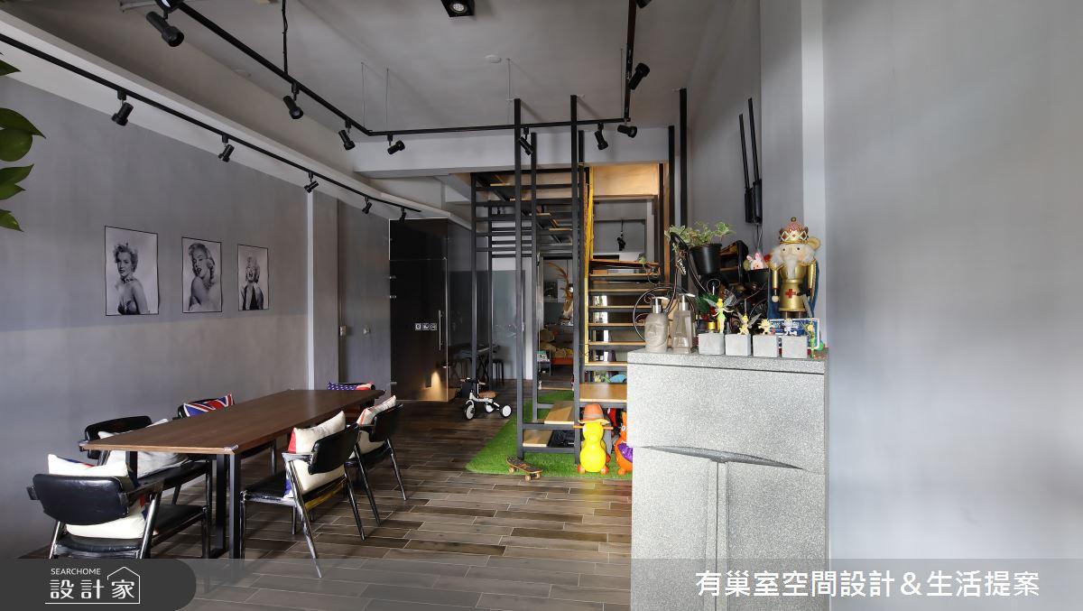 65坪老屋(16~30年)_工業風案例圖片_有巢室空間設計_有巢室_13之2
