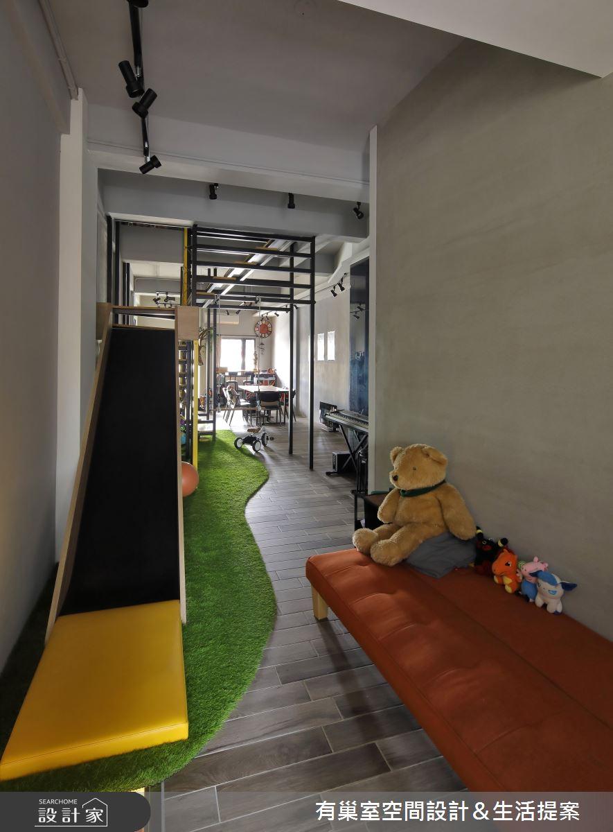 65坪老屋(16~30年)_工業風案例圖片_有巢室空間設計_有巢室_13之7