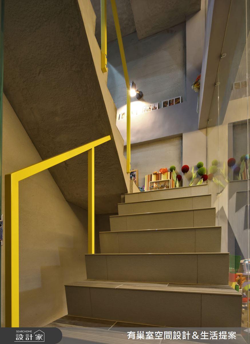 65坪老屋(16~30年)_工業風案例圖片_有巢室空間設計_有巢室_13之10