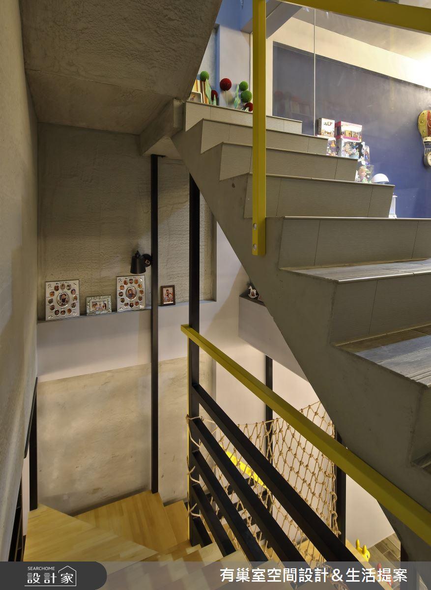 65坪老屋(16~30年)_工業風案例圖片_有巢室空間設計_有巢室_13之11