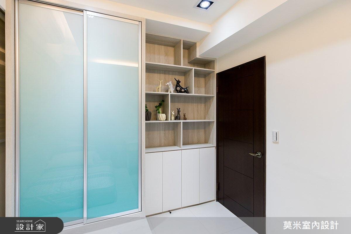 88坪新成屋(5年以下)_混搭風案例圖片_莫米室內設計_莫米_R5郭公館之8