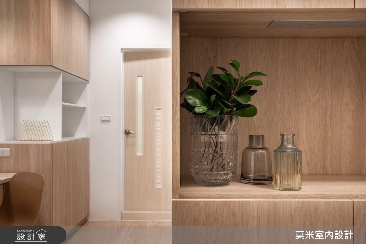 30坪老屋(16~30年)_混搭風案例圖片_莫米室內設計_莫米_恬靜之2