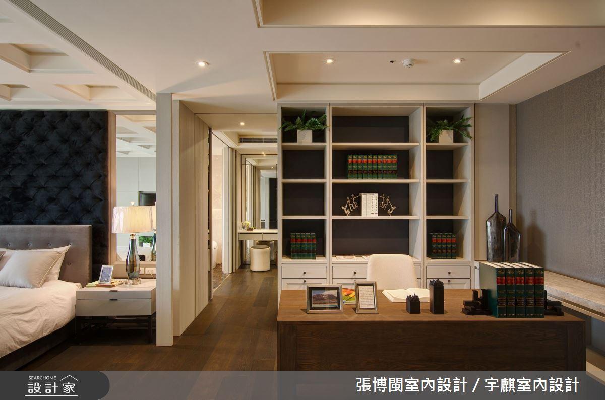 230坪新成屋(5年以下)_現代風書房案例圖片_張博閩室內設計 / 宇麒室內設計_張博閩_03之28