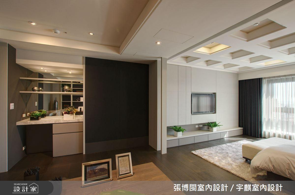 230坪新成屋(5年以下)_現代風臥室案例圖片_張博閩室內設計 / 宇麒室內設計_張博閩_03之25