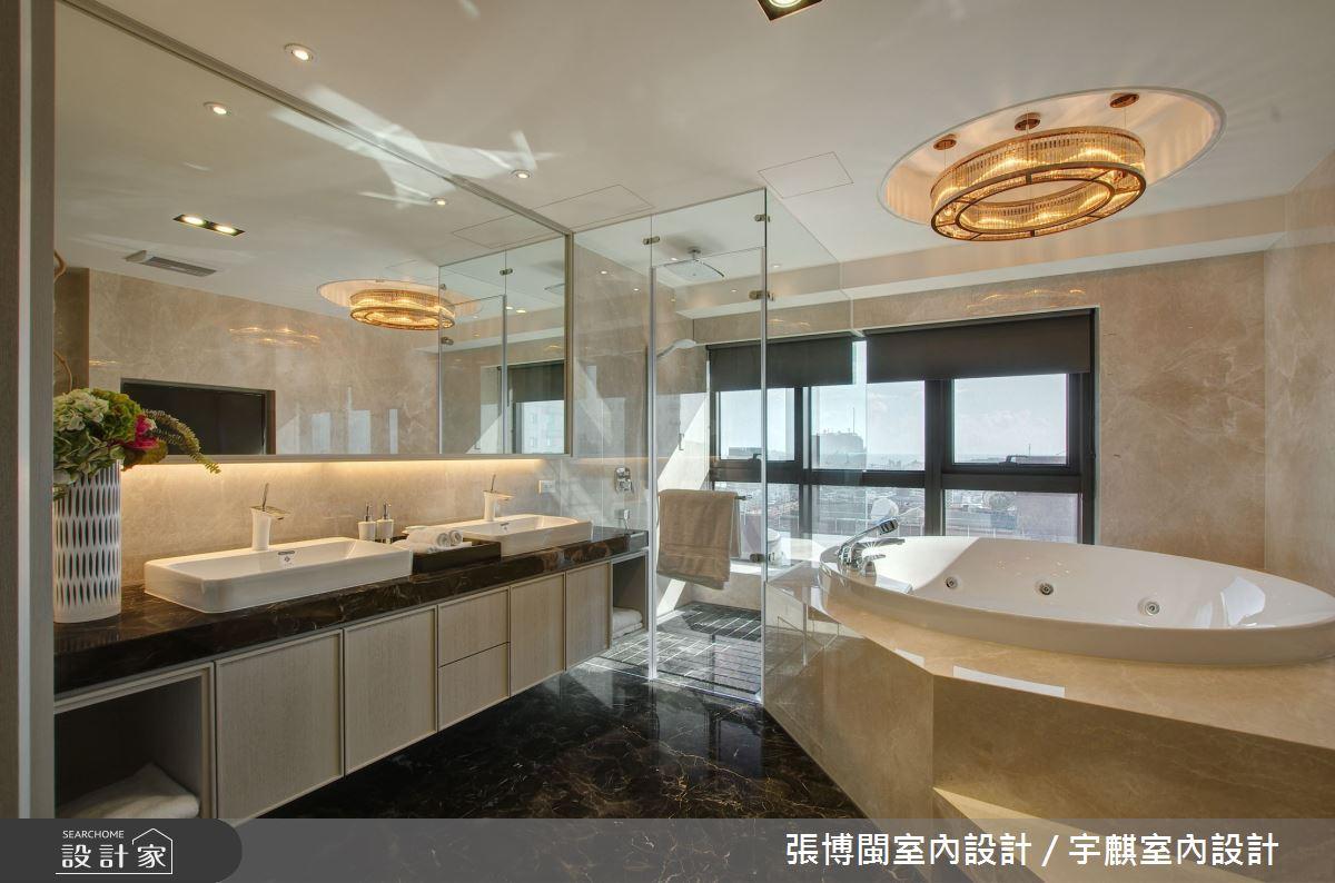 230坪新成屋(5年以下)_現代風浴室案例圖片_張博閩室內設計 / 宇麒室內設計_張博閩_03之30