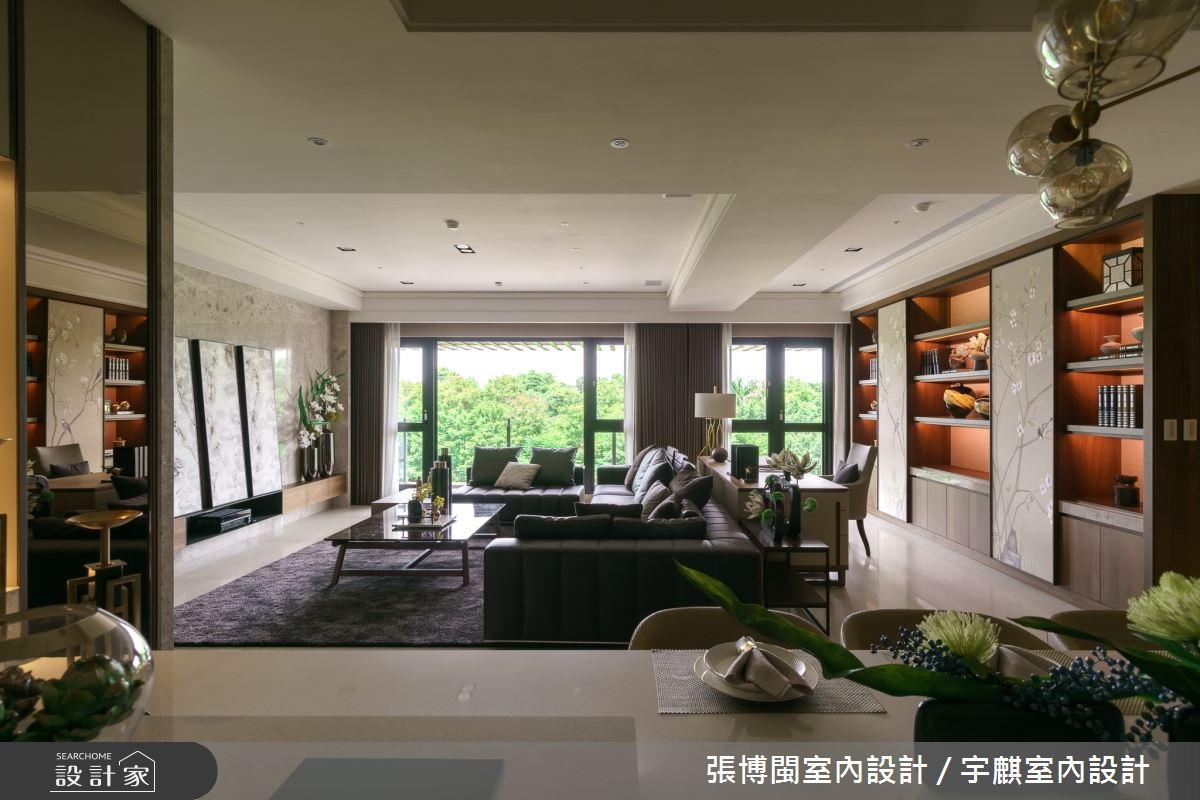 55坪新成屋(5年以下)_新中式風案例圖片_張博閩室內設計 / 宇麒室內設計_張博閩_10之3