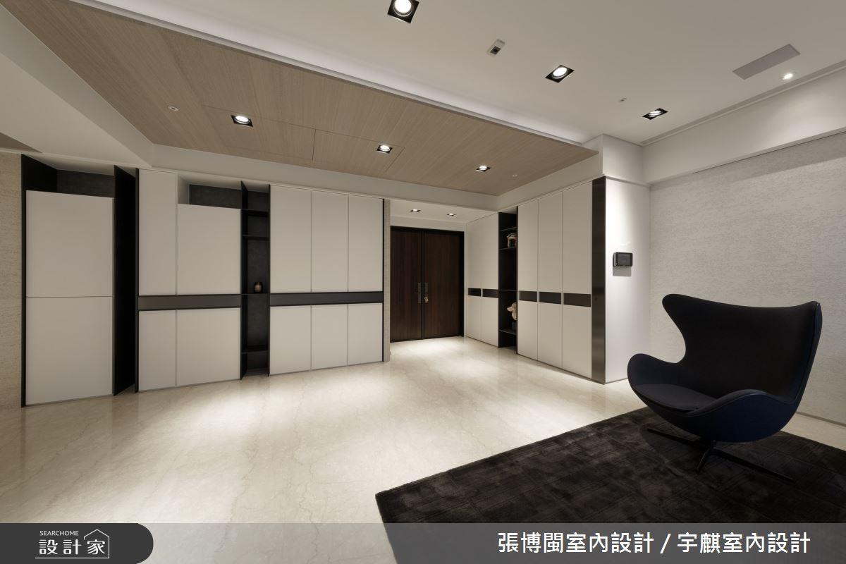65坪新成屋(5年以下)_現代風客廳案例圖片_張博閩室內設計 / 宇麒室內設計_張博閩_13之4