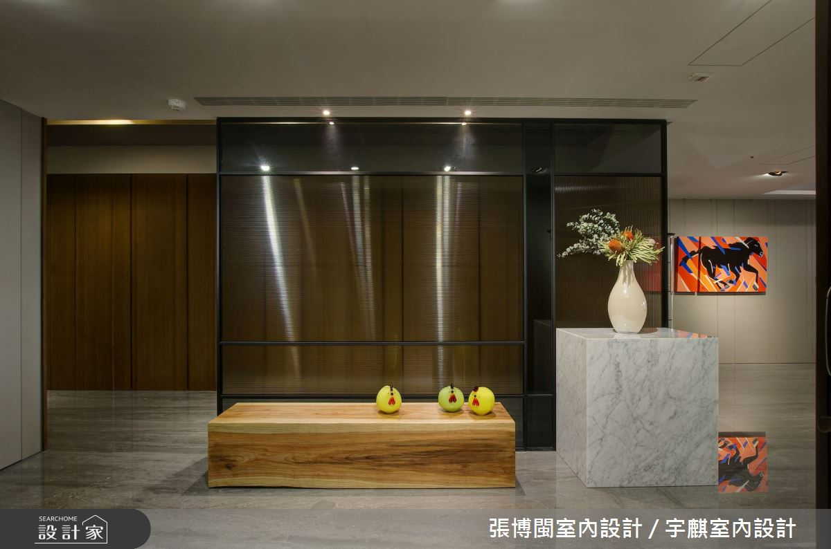 88坪新成屋(5年以下)_簡約風案例圖片_張博閩室內設計 / 宇麒室內設計_張博閩_15之2