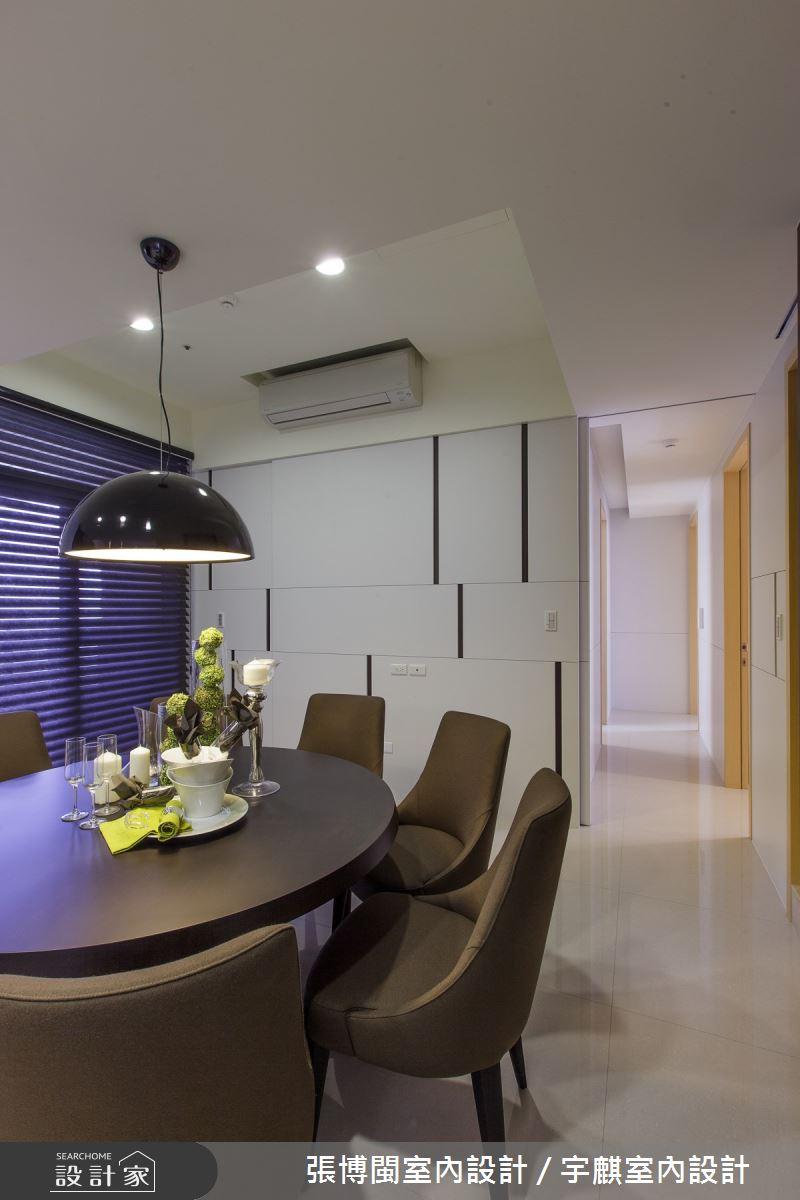 50坪新成屋(5年以下)_奢華風餐廳案例圖片_張博閩室內設計 / 宇麒室內設計_張博閩_17之9