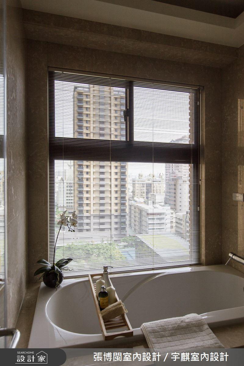 50坪新成屋(5年以下)_奢華風浴室案例圖片_張博閩室內設計 / 宇麒室內設計_張博閩_17之16