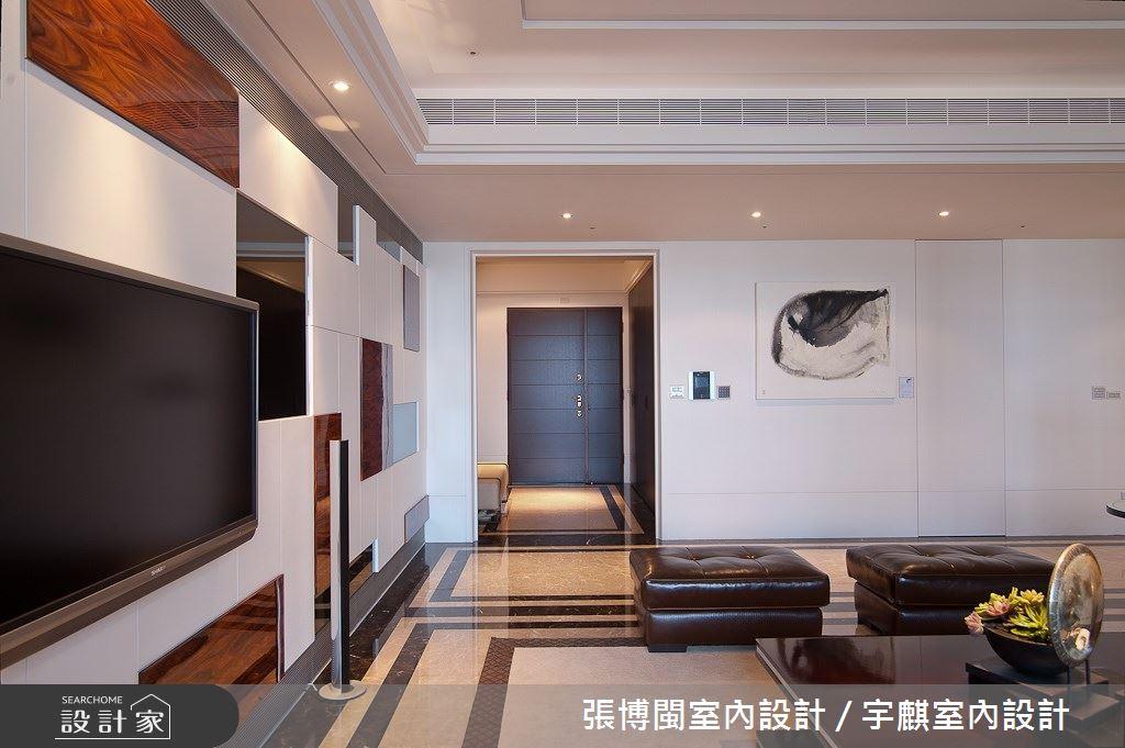 77坪新成屋(5年以下)_奢華風案例圖片_張博閩室內設計 / 宇麒室內設計_張博閩_18之3