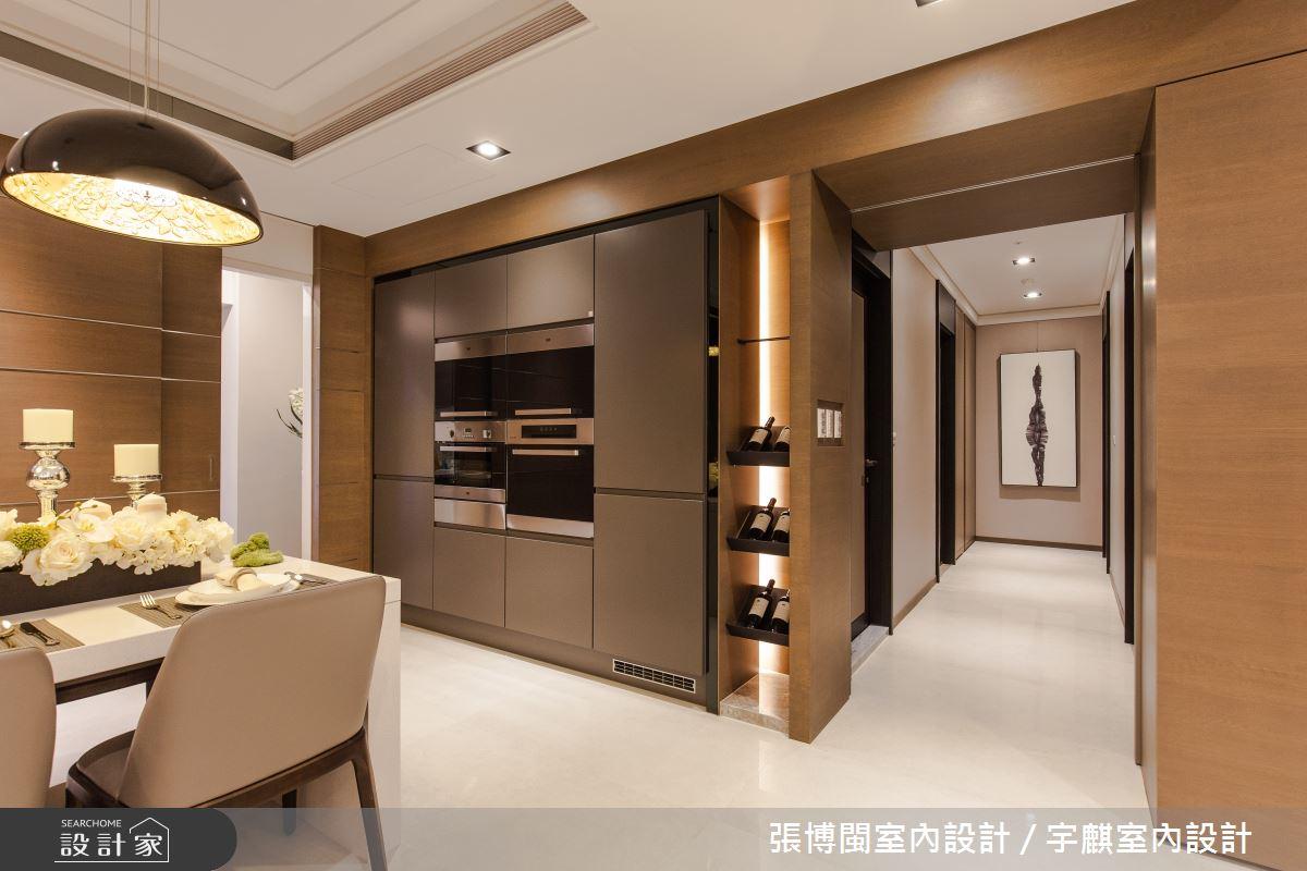 52坪新成屋(5年以下)_新中式風走廊案例圖片_張博閩室內設計 / 宇麒室內設計_張博閩_19之11