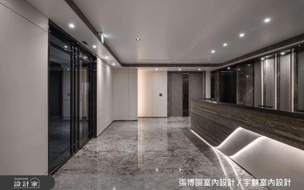70坪新成屋(5年以下)_混搭風商業空間案例圖片_張博閩室內設計 / 宇麒室內設計_張博閩_25之3