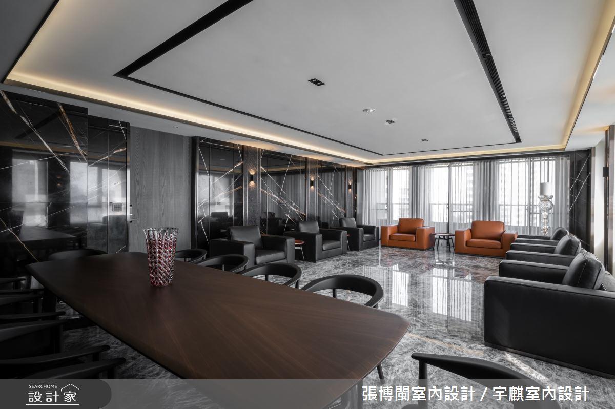 110坪新成屋(5年以下)_現代風商業空間案例圖片_張博閩室內設計 / 宇麒室內設計_張博閩_26之2