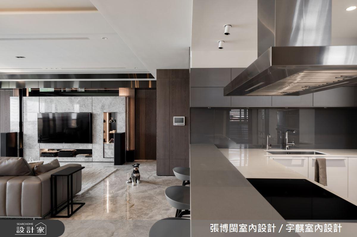 57坪新成屋(5年以下)_現代風案例圖片_張博閩室內設計 / 宇麒室內設計_張博閩_28之6