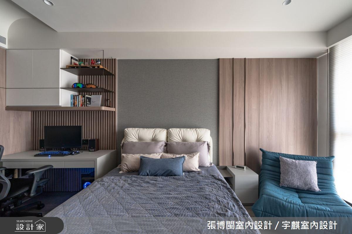 57坪新成屋(5年以下)_現代風案例圖片_張博閩室內設計 / 宇麒室內設計_張博閩_28之15
