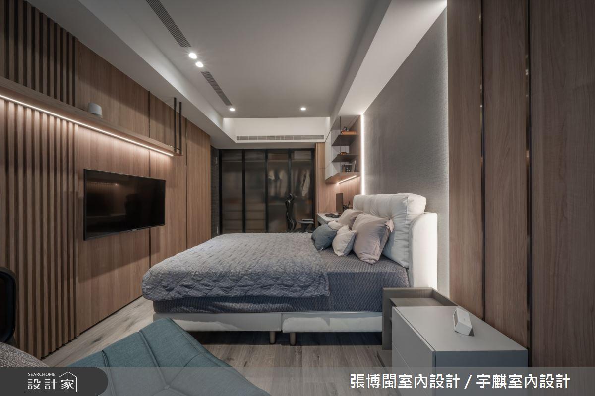 57坪新成屋(5年以下)_現代風案例圖片_張博閩室內設計 / 宇麒室內設計_張博閩_28之16
