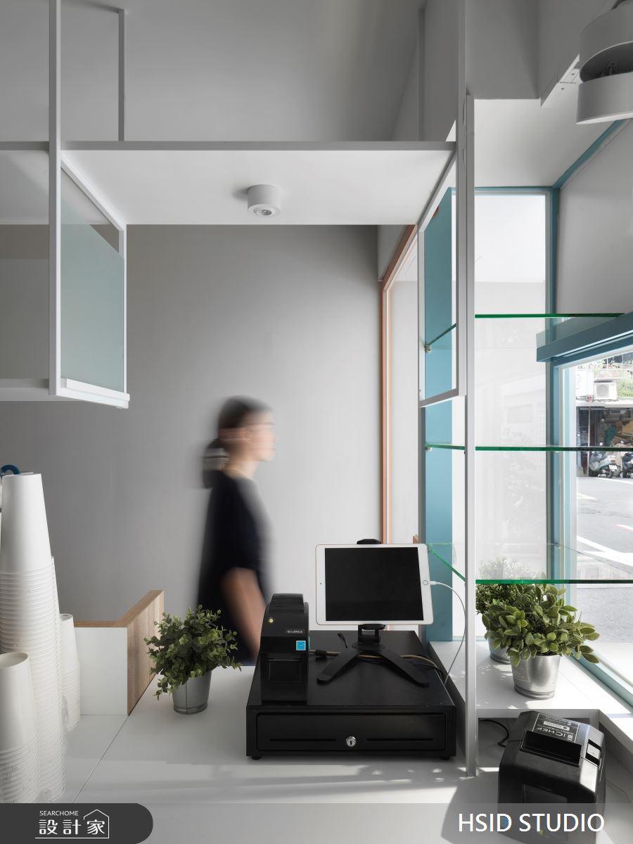 5坪老屋(16~30年)_現代風商業空間案例圖片_樺設室內裝修設計有限公司 HSID STUDIO_樺設_11之4