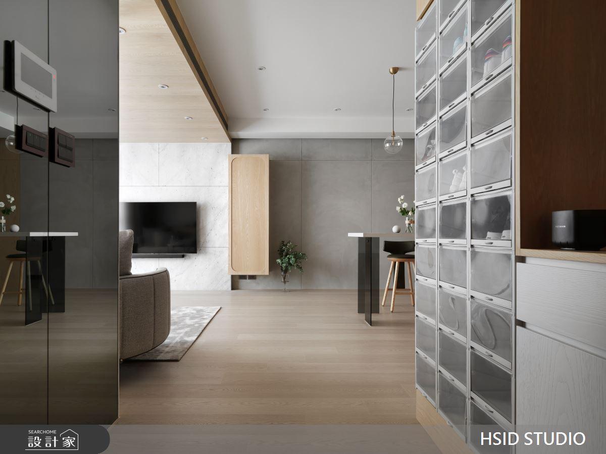 30坪新成屋(5年以下)_日式風案例圖片_樺設室內裝修設計有限公司 HSID STUDIO_樺設_16之2
