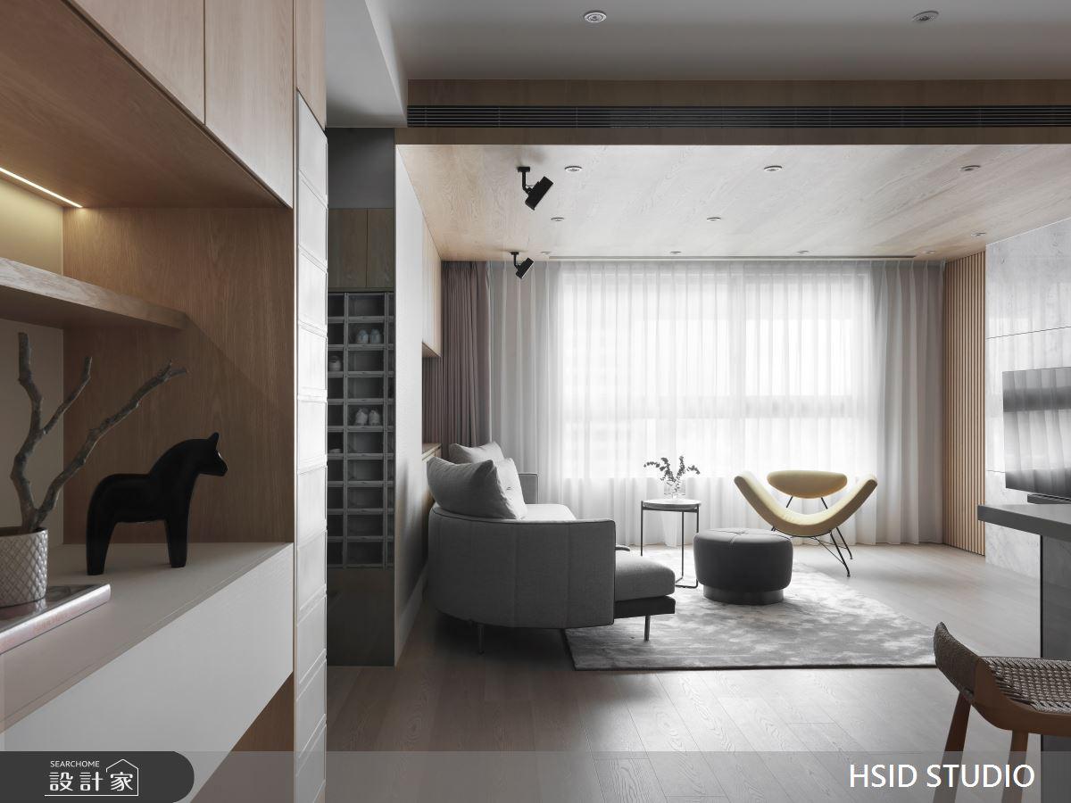 30坪新成屋(5年以下)_日式風案例圖片_樺設室內裝修設計有限公司 HSID STUDIO_樺設_16之9
