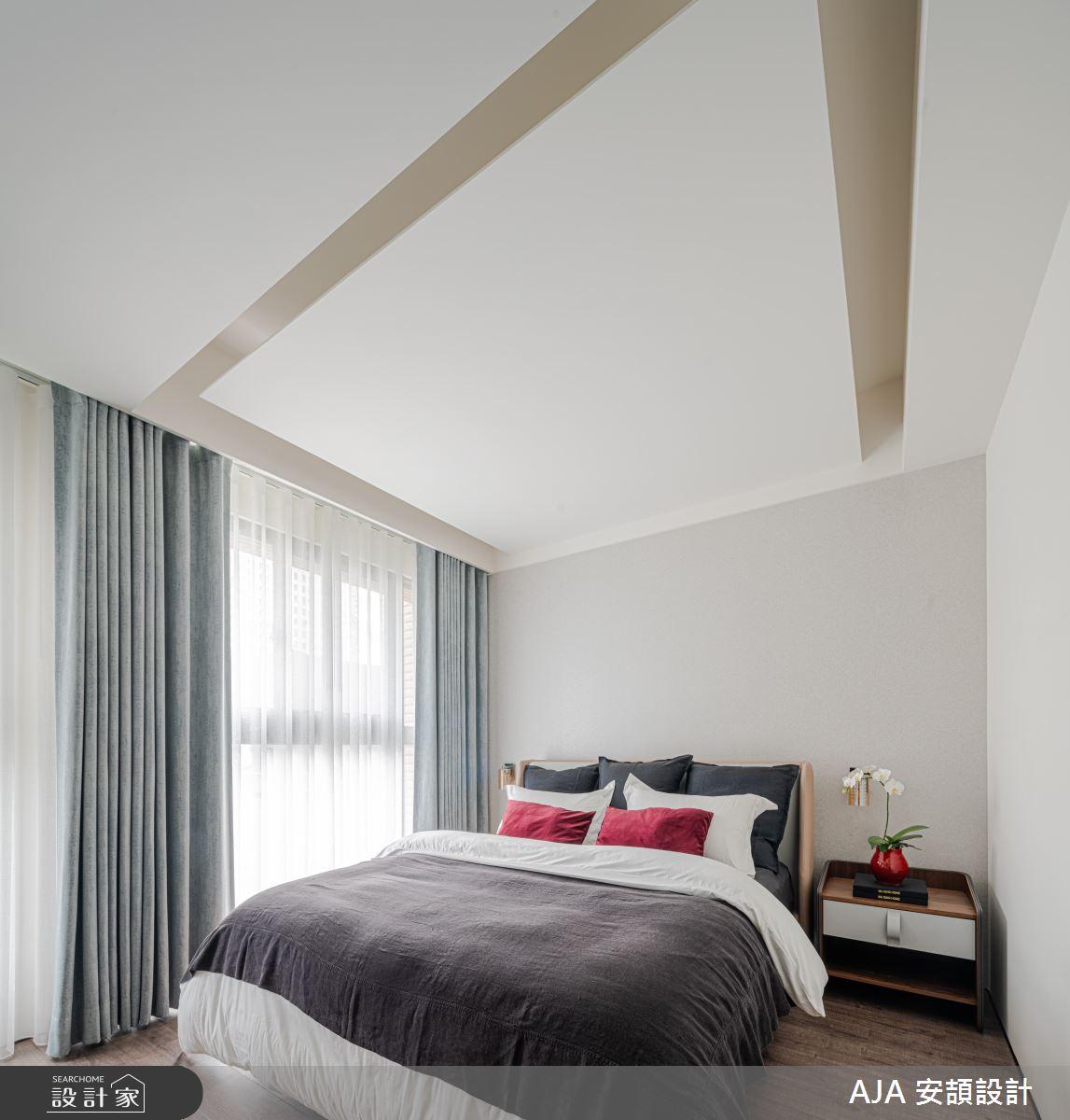 50坪新成屋(5年以下)_其他臥室案例圖片_AJA安頡建築室內設計_安頡_天空院子 張公館之9